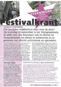 Wervelend Worp 2011