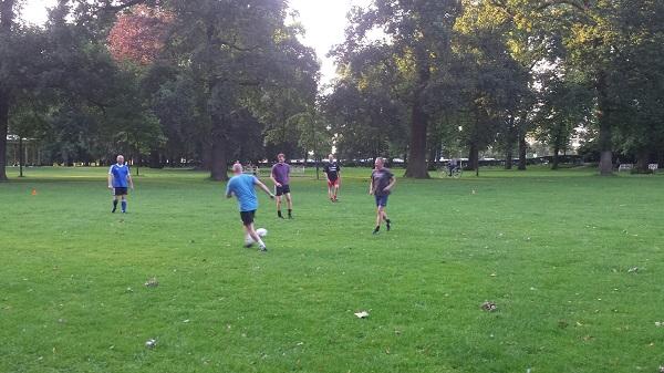 Zomeravondvoetbal