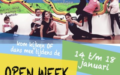 Open week De Eskape