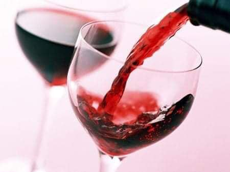 Wijnproeverij rood
